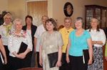 Ladies Chorus performs at retirement home
